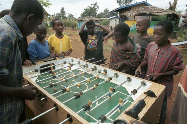 Orfanato na Tanzânia