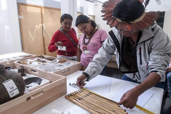 Indígenas do Guaporé